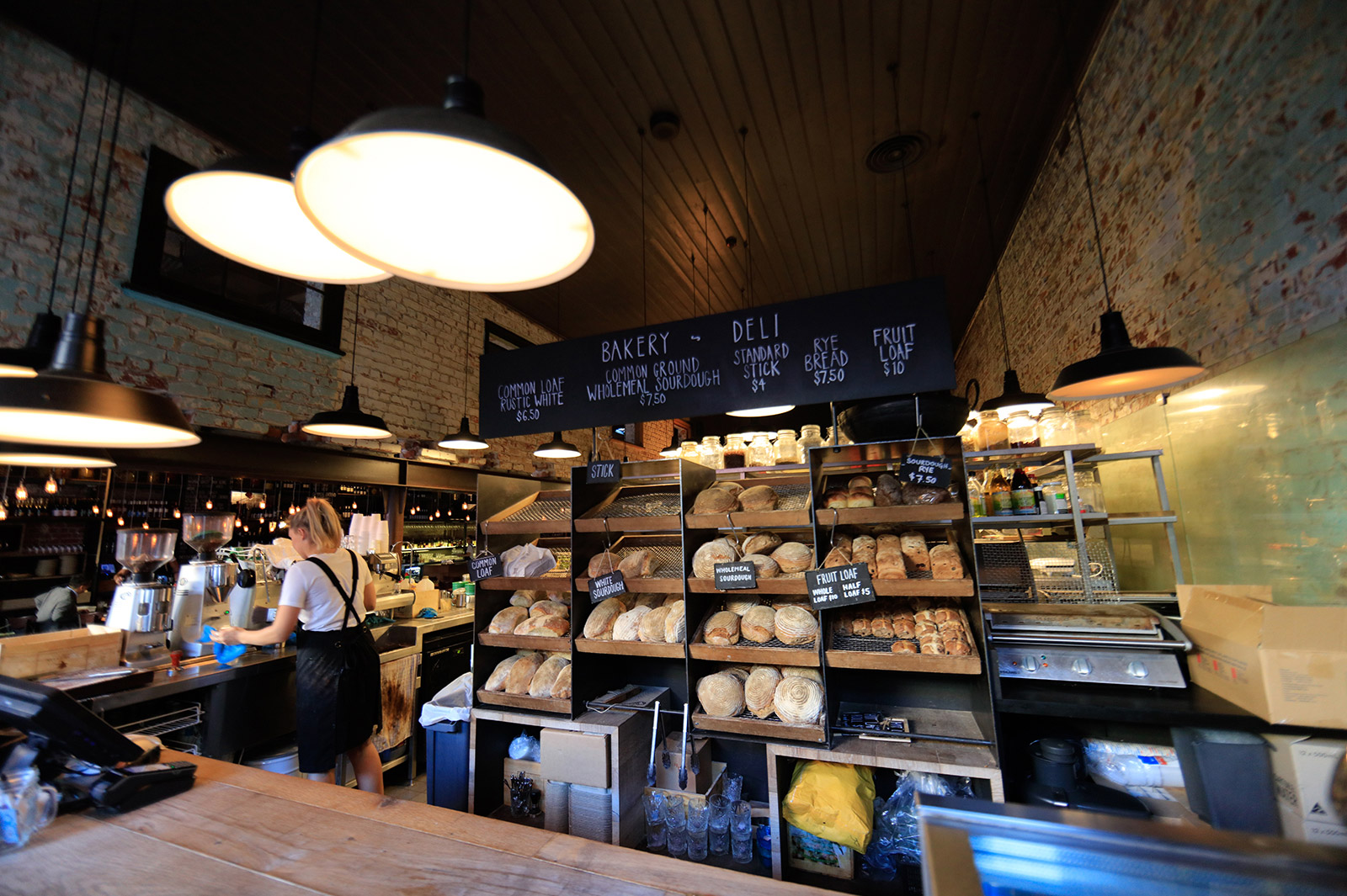 Bakery and Deli