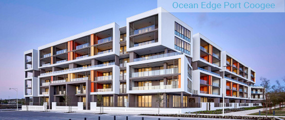 Past Project - Ocean Edge Port Coogee