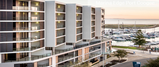 Past Project - Marina Edge Port Coogee