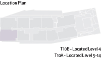 Location Map T10A-B