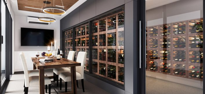 Features - Wine Cellar