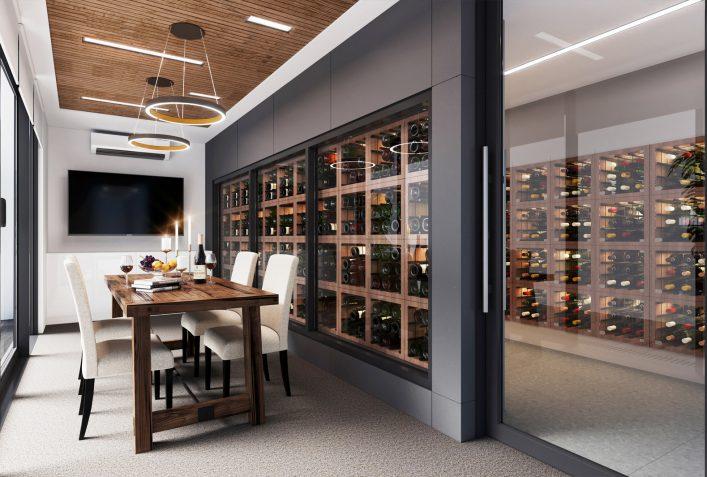Features - Wine Cellar