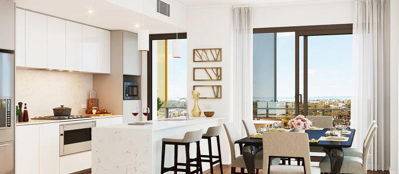 Apartment 112 - Kitchen